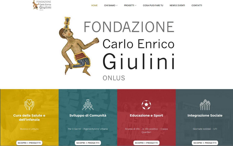 Annunciamo Il Lancio Del Nostro Nuovo Sito Web Fondazione Ceg Fondazione Carlo Enrico Giulini